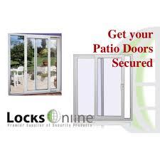 patio door security its a must guys