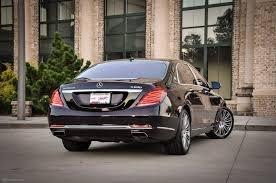 2016 Mercedes-Benz S-Class Maybach S600 Stock # 158088 for sale ...