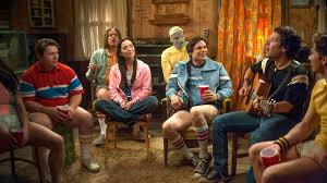 Wet Hot American Summer: First Day of Camp | Netflix – offizielle ...