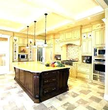 cathedral ceiling lighting vaulted kitchen lights for spot ideas