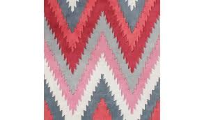 pink chevron wrapping paper by size handphone