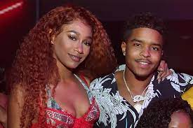Diddy's son Justin Combs cozies up to ...