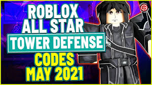 Jul 31, 2021 · that's all about the roblox tower defense simulator codes (august 2021). All New Roblox All Star Tower Defense Codes 2021 May Updated List Youtube