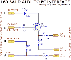 aldl to usb wiring diagram aldl wiring diagrams