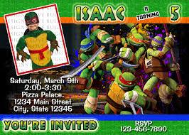 printable ninja turtle birthday invitations net ninja turtle birthday invitations printable a scart birthday invitations