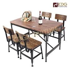quality metal wooden restaurant chairs
