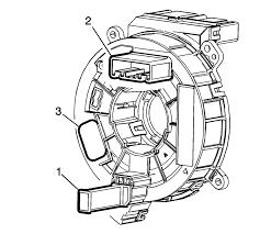 Chevrolet sonic repair manual airbag steering wheel module coil