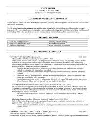 Academic Advisor Resume Free Resume Templates 2018