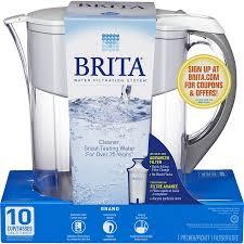 Brita water filter ad Splash Brita Water Filter Pitcher Walmart Brita Water Filter Pitcher At Lowescom