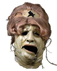 the texas chainsaw macre grandma mask