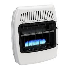 Blue Flame Kitchen Edmonton Dyna Glo 20000 Btu Blue Flame Vent Free Natural Gas Wall Heater