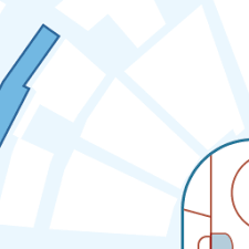Bridgestone Arena Interactive Hockey Seating Chart
