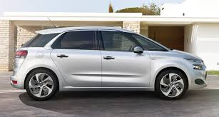 Citroen C4 Picasso coming to Australia in 2014 - Photos (1 of 5)