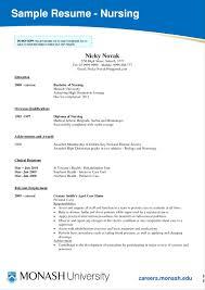 Resume: New Resume Format