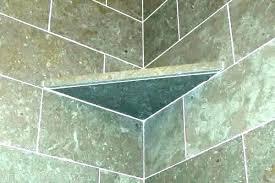 shower shelves recessed shower shelves recessed shower storage
