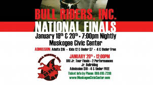 Events Bri National Finals Muskogee Civic Center