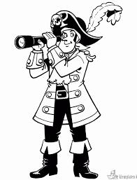 Piraten Kleurplaat Mooi Piraat Kleurplaten Eenvoudig Kleurplaat Piet
