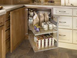 Kitchen Counter Storage Kitchen Utensils 20 Photos Blind Corner Kitchen Storage Corner