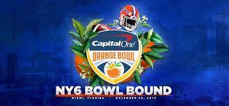 Capital One Orange Bowl Seating Chart 2019 Football Bowl Tickets Florida Gators