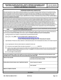fema form 2011 2018 form fema 086 0 22 fill online printable fillable blank