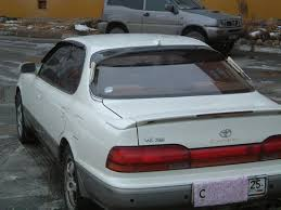 1992 Toyota Camry Prominent Pictures
