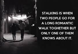 Image result for stalking