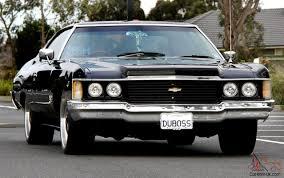 Impala black chevy impala : 74 Chevy Impala Black Coupe 350 V8 Auto RWC in Mulgrave, VIC