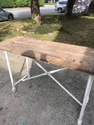 Find More Counter Height Industrial Style Kitchen Table For Sale At