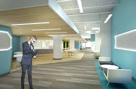 interior office space. The Last Decade Has Seen Big Changes In Interior Office Design. New Ideas About Open, Shared Space \u2013 And How It Can Be More Reflective Of Teams