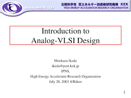 Analog Vlsi Design Pdf Ppt Introduction To Analog Vlsi Design Powerpoint