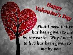 Quotes On Valentines Day Adorable Happy Valentine Day 48 Quotes Wishes Messages SMS Filmytimez