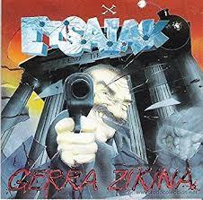 Gerra Zikina: Etsaiak: Amazon.es: CDs y vinilos}