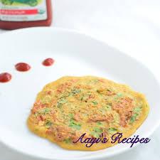 tomato omelet vegetarian aayis recipes
