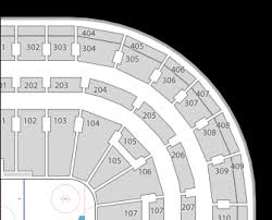 Download Montreal Canadiens Seating Chart Png Image With No