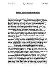 descriptive creative writing essays how to write a descriptive essay writeexpress
