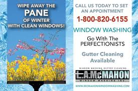 E McMahon Window Washing U0026 Gutter Cleaningu0027s