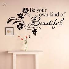 writing letters wall es home decor wall sticker wall art