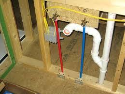 bathroom plumbing diagram for rough in impressive bathtub design plumbing plumbing up hill rough in bathroom