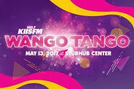Wango Tango Seating Chart Iheartradio Kiis Fm Wango Tango Schedule Dates Events And