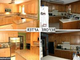 diy kitchen cabinet refacing cost diy kitchen cabinet painting diy
