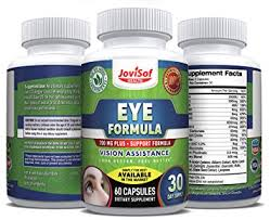 Vision Assistance Jovisof Eye Health Naturally And Vision Supplements Dry Eyes Vitamins And Eye Formula Support