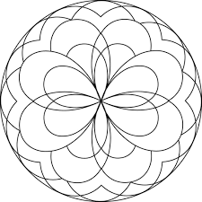 Coloring Pages Mandala Coloring Pages For Kids To Download And