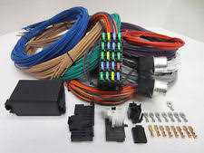 20 circuit wire wiring harness universal chevy ford dodge speedway Wiring 21 Circuit Harness 21 circuit 20 fuse wiring harness, universal, streetrod,ford,chevy,truck