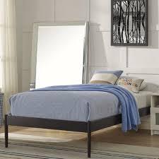 Reclaimed Wood Bed Frame | Wayfair