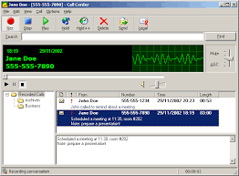 Call Corder Phone Recording Software