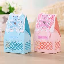 Baby Shower Favors For A Girl Ideas Baby Girl Shower Favor Boxes Boxes For Baby Shower Favors