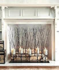fake fireplace decor fake fireplace mantel fireplace decor fake fireplace design ideas on fireplace mantels and