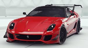 I went with the xx first but i want to add this one as well. Ferrari 599xx Evo Asphalt Wiki Fandom