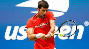 Open 2021 tennis vaccination debate ...