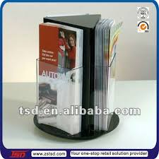 Restaurant Table Top Display Stands Tsda100 Factory Supply Rotating Tabletop 100 Side Restaurant Menu 79